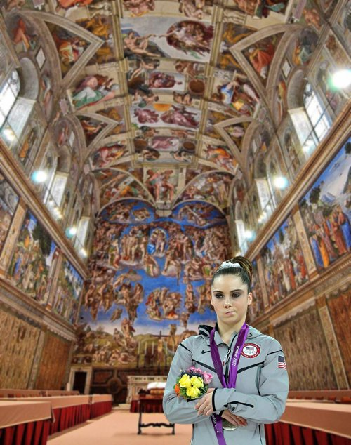 McKayla Maroney meme