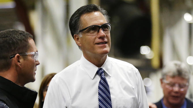 In testimony, Romney was skeptical of Staples