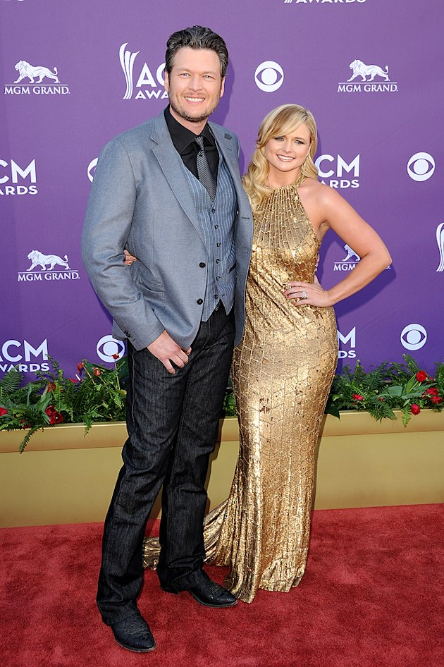 Blake Shelton, Miranda La&nbsp;&hellip;