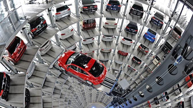 Why car sales are strong in the US