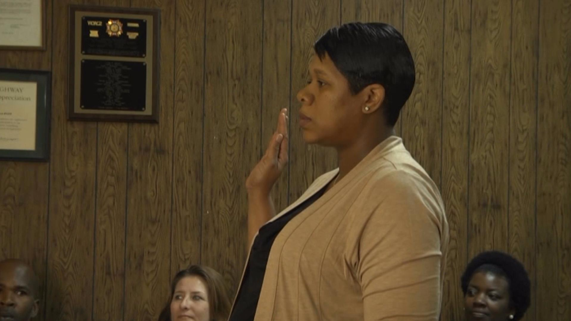 Missouri town responds to officer exodus after election of black female mayor