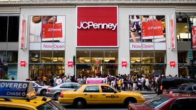 Here's How JCPenney's Manhattan Store Prepares for Black Friday