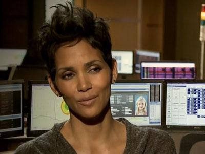 Halle Berry Can't Move Daughter to France