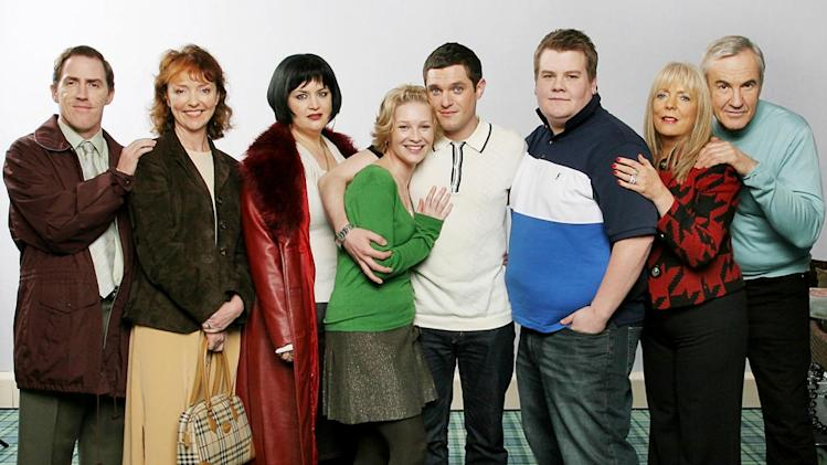The cast of Gavin & Stacey.