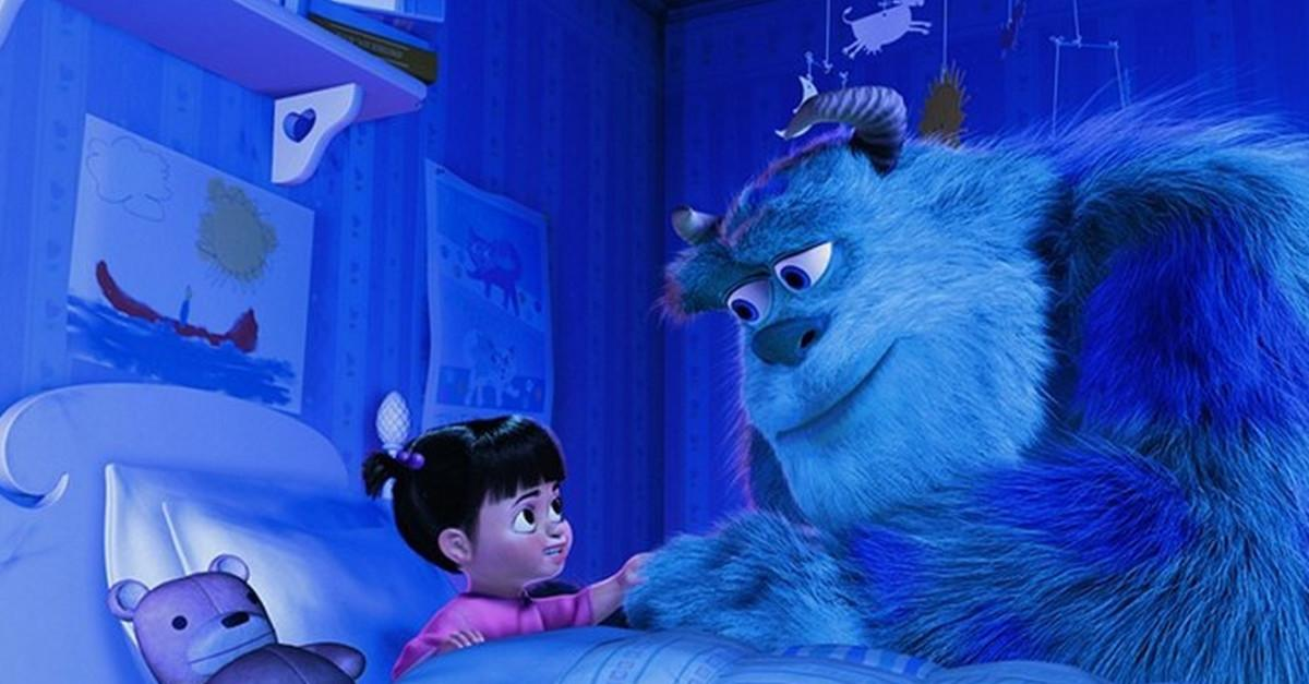 11 Little Known Facts About Monsters, Inc.