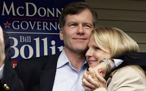 Bob McDonnell's Wife Takes a Cue From Sarah Palin