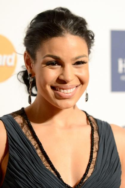 Jordin Sparks arrives at Clive Davis & The Recording Academy's 2013 Pre-GRAMMY Gala and Salute to Industry Icons honoring Antonio 'L.A.' Reid at The Beverly Hilton Hotel on February 9, 2013 -- Getty Images