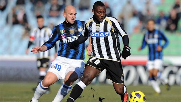 Asamoah in Premier option