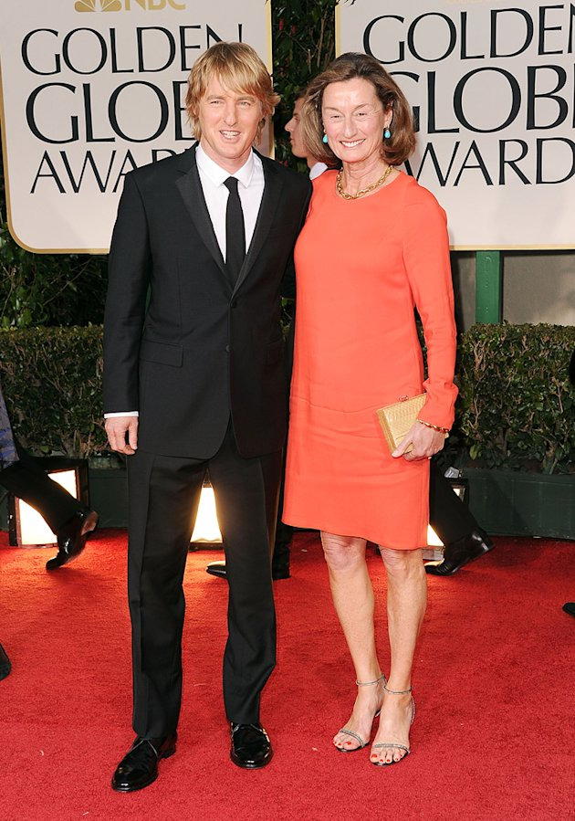 Owen Wilson and mom
