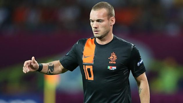 Wesley Sneijder - Netherlands National Team