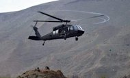 Afghan Helicopter Crash: Six US Troops Killed