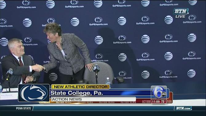 Penn State hires new athletic director