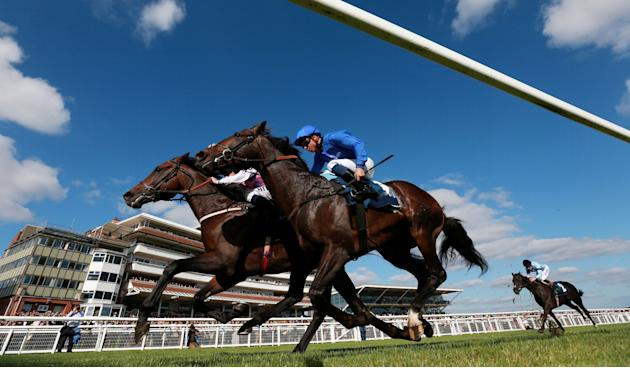 Horse Racing - Dubai Duty Free Weekend - Newbury Racecourse