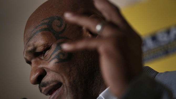 New Zealand bars Mike Tyson as tour debacle looms