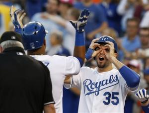 Royals beat Astros 4-2 for third straight win
