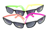 Bulk '80s Sunglasses, 12 pair for $7.95