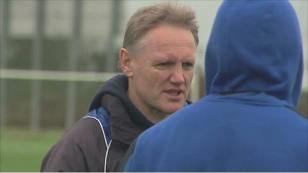Leinster's Joe Schmidt is appointed new Ireland coach [AMBIENT]