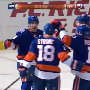 Ryan Strome Goal on Karri Ramo (11:39/1st)