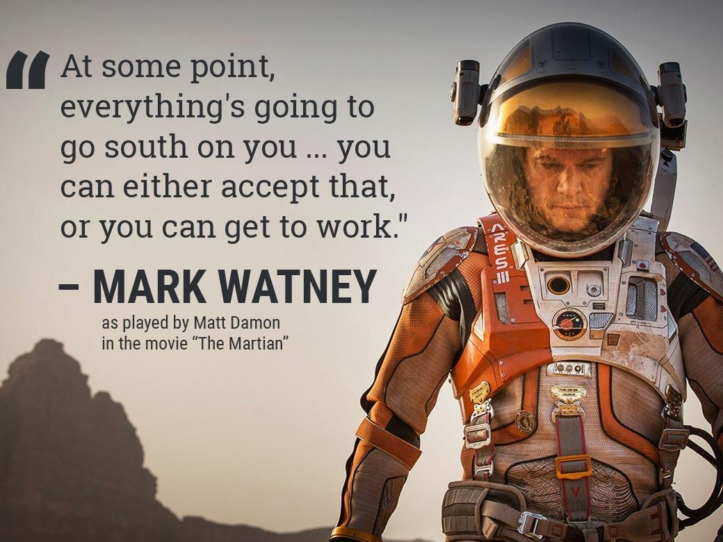 3 beautiful natural phenomena you can see in 'The Martian' movie that aren't in the book