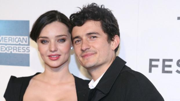 "Orlando Bloom and Miranda Kerr attend the premiere of ""The Good Doctor"" at the Tribeca Film Festival in New York City on April 22, 2011  -- Getty Images"