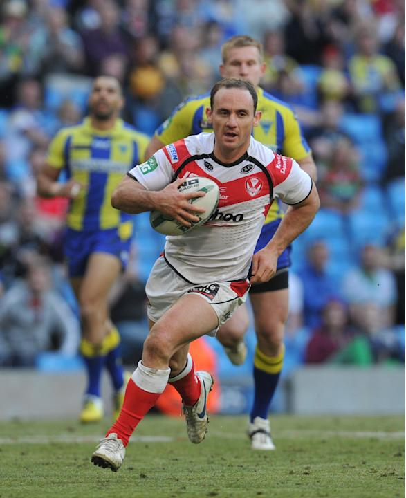 Rugby League - Super League - 2013 Magic Weekend - St Helens v Warrington Wolves - Etihad Stadium