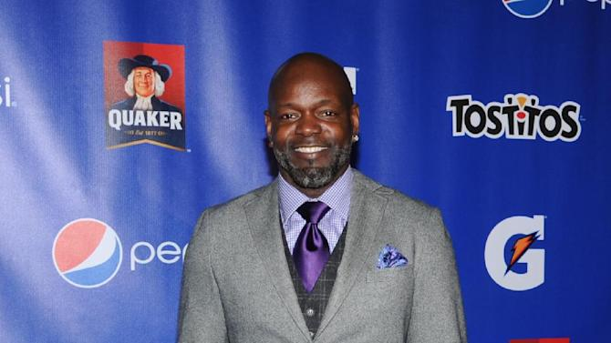 Former NFL player Emmitt Smith attends at the PepsiCo Pre-Super Bowl Party, at Masquerade Night Club, on Friday, Feb. 1, 2013 in New Orleans. (Photo by Evan Agostini/Invision for PepsiCo/AP Images)
