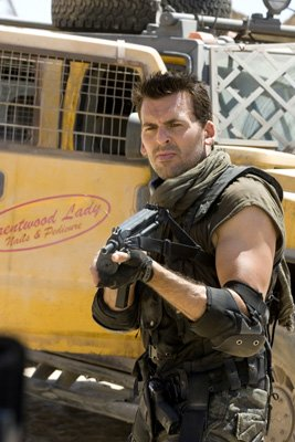 Oded Fehr in Screen Gems' Resident Evil: Extinction