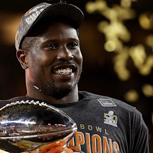 Von Miller has no intention of leaving Denver