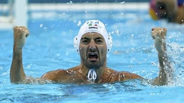 London 2012 Italy Maurizio Felugo