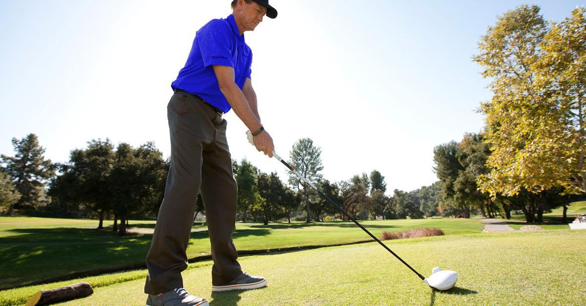 #1 Reason Amateur Golfers Can't Drive 200+ Yards