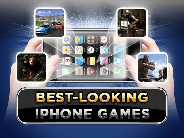 Best looking iPhone games