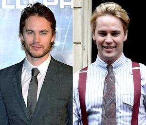 Taylor Kitsch Goes Blonde for The Normal Heart Movie Role: Picture