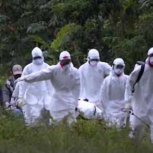 Ebola continues to spread in West Africa