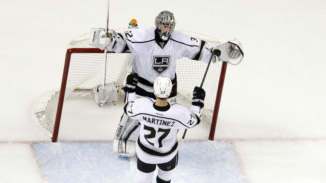 It is a 1st round to savor in the NBA and NHL