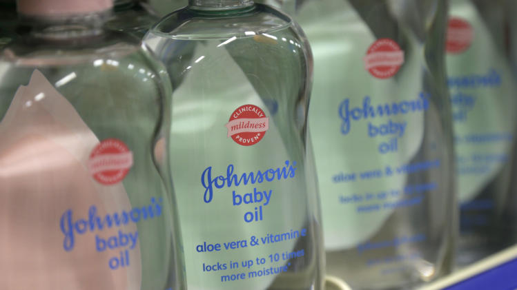 J&J 2Q profit jumps on higher sales, lower charges
