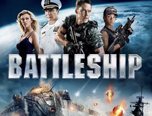 Battleship Blu-ray Prize Pack Giveaway