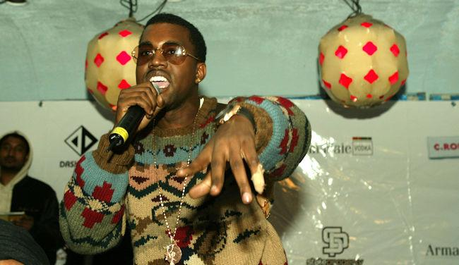 Remember 'College Dropout'-Era Kanye With This 2004 Tim Westwood Freestyle