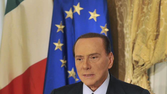 Italy court convicts Berlusconi of tax evasion