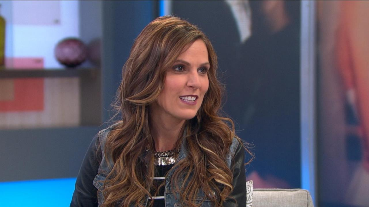 'American Sniper' Widow Writes Memoir About Life With Chris Kyle