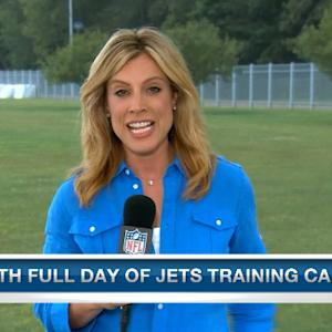 Kim Jones touches on New York Jets injuries at training camp