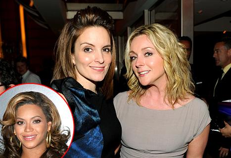 Tina Fey: My Birth Experience Was Nothing Like Beyonce's!