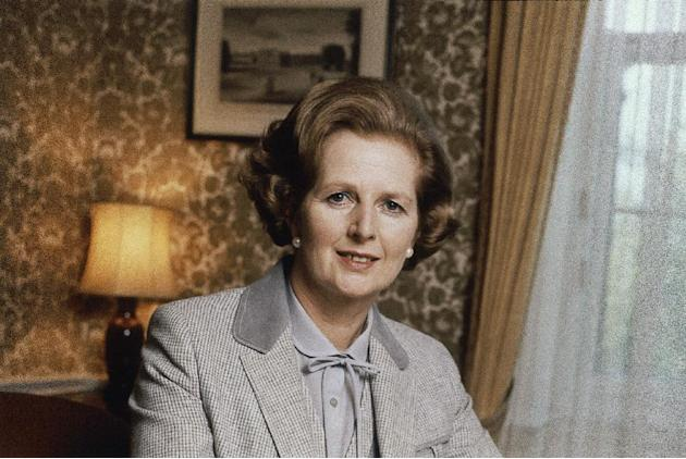 Margaret Thatcher Shine obit
