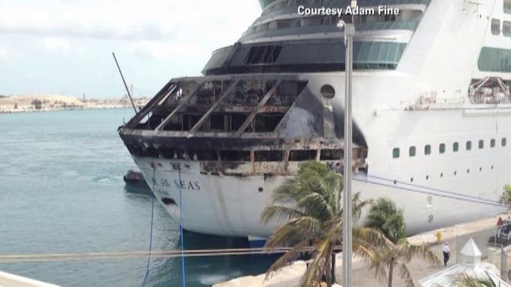 Fire Just The Latest In Series Of Cruise Disasters