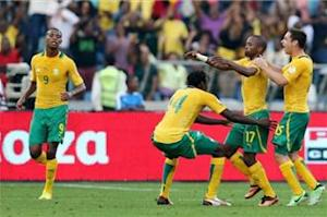 Ethiopia qualify at expense of South Africa