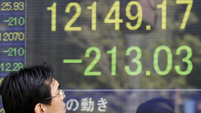 Japan's Nikkei outperforms on stimulus package