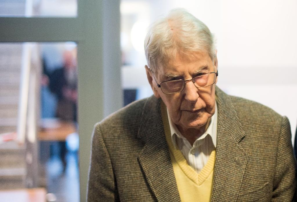 Ex-SS guard, 94, on trial in Germany over Auschwitz killings