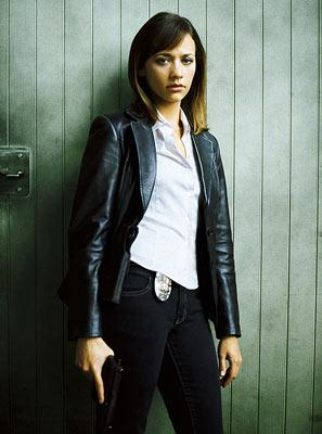 Rashida Jones TNT's 'Wanted'
