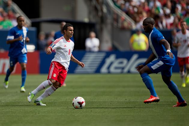 Martinique v Mexico - 2013 CONCACAF Gold Cup