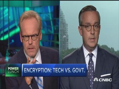 Tech sector won battle over encryption: Official