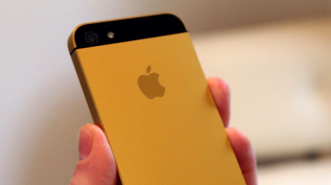 Survey shows the iPhone 5 tops Christmas smartphone wish lists